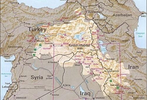 Nel Kurdistan in queste ore…